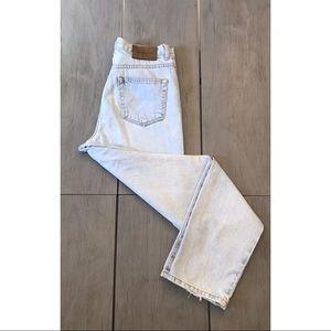 Vintage Calvin Klein jeans mom style high waist